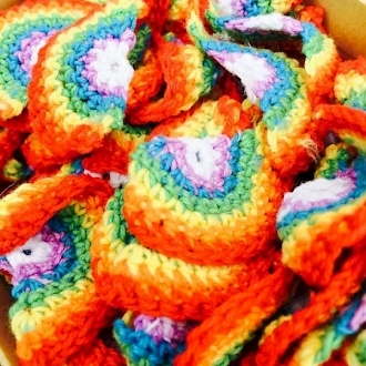 Crochet Rainbows 1